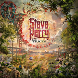 Steve Perry Traces 180g LP