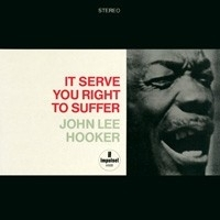 John Lee Hooker - It Serve You Right To Suffer HQ 45rpm 2LP