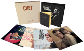 Chet Baker The Legendary Riverside Albums 5LP Set