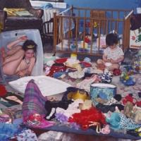 Sharon Van Etten Remind Me Tomorrow LP - Clear Blue Vinyl-