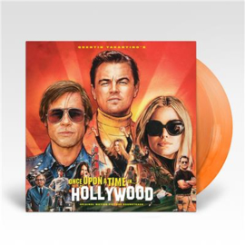 Quentin Tarantino's Once Upon a Time in Hollywood 2LP - Orange Vinyl-