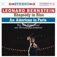 Gerschwin - Rapsody In Blue - An  American In Paris HQ LP