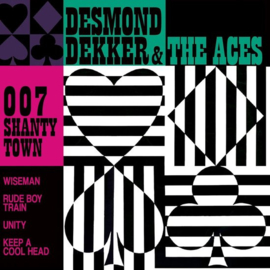 Desmond Dekker And The Aces 007 Shanty Town LP