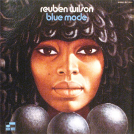 Reuben Wilson Blue Mode 180g LP