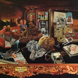Frank Zappa - Over-Nite Sensantion HQ LP