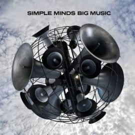 Simple Minds - Big Music 2LP
