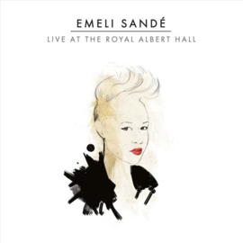 Emeli Sande Live At The Royal Abert Hall 2LP- White Vinyl-