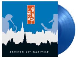 Acda & De Munnik Groeten Uit Maaiveld LP - Blauw Vinyl-