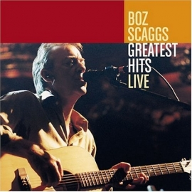 Boz Scaggs Greatest Hits Live 3LP