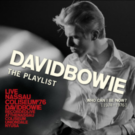 David Bowie Live Nassau Coliseum '76 2LP