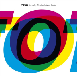 New Order / Joy Division Total From Joy Division To New Order 2LP