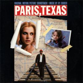 Ry Cooder Paris Texas Soundtrack LP -Translucent White Vinyl-