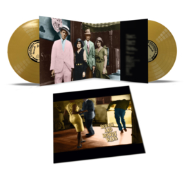Bob Dylan Rough And Rowdy Ways 2LP - Gold Vinyl-