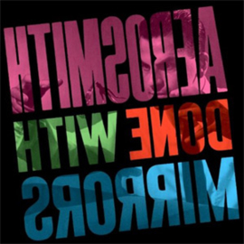 Aerosmith Done With Mirrors 180g LP