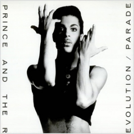 Prince & The Revolution Parade: Under the Cherry Moon Soundtrack LP