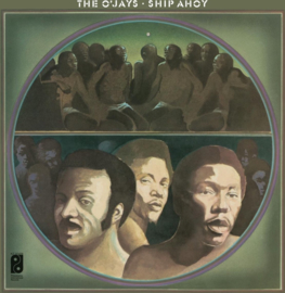 O'Jays Ship Ahoy LP