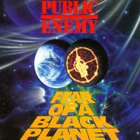 Public Enemy Fear Of A Black Planet LP
