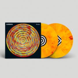 Caribou Swim 2LP - Coloured Vinyl-