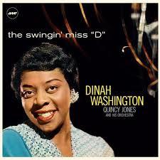 Dinah Washington The Swingin` Miss  D LP