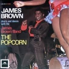 James Brown - Popcorn LP