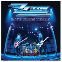 Zz Top Live From Texas 2LP