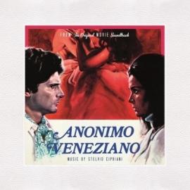 ORIGINAL SOUNDTRACK ANONIMO VENEZIANO (STELVIO CIPRIANI) LP