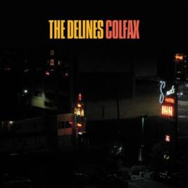 Delines Colfax LP - Neon Orange Vinyl-