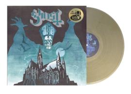 Ghost Opus Eponymous LP - Gold Sparkle Vinyl-