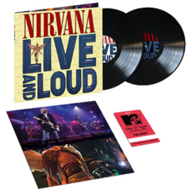 Nirvana Live and Loud 180g 2LP
