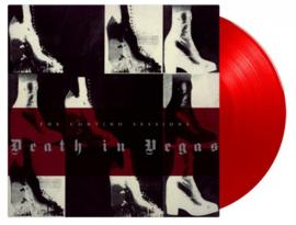 Death In Vegas Scorpio Rising 2LP - Red Vinyl -