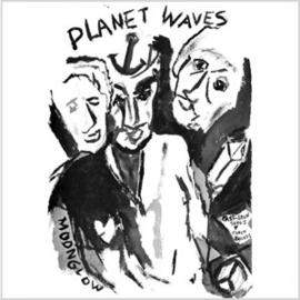 Bob Dylan Planet Waves LP