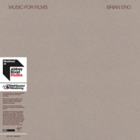 Brian Eno Music For Films 45rpm 2LP