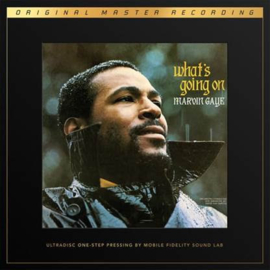 Marvin Gaye What's Going On UltraDisc One Step UD1S - 45rpm 180g 2LP Box Set