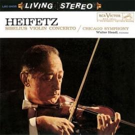 Sibelius Violin Concerto in D Minor 200g LP