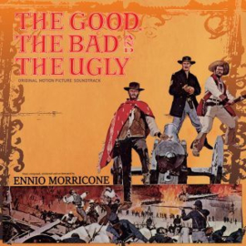 Ennio Morricone The Good, the Bad and the Ugly LP - Red Vinyl-