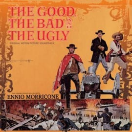 Ennio Morricone The Good, the Bad and the Ugly LP