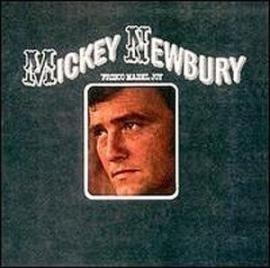 Mickey Newbury Frisco Mabel Joy LP