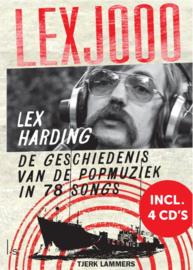 Lexjooo Boek + 4CD's