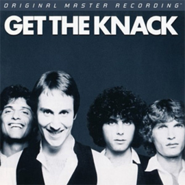 The Knack Get the Knack Numbered Limited Edition Hybrid Stereo SACD