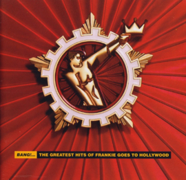 Frankie Goes To Hollywood Bang!... The Greatest Hits Of Frankie Goes To Hollywood 2LP