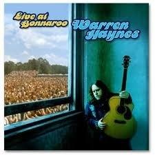 Warren Hayes - Live At Bonnaroo 2LP