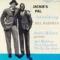 Jackie McLean - Jackie`s Pal LP -Mono-
