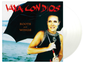Vaya Con Dios Roots And Wings LP - Clear Vinyl-