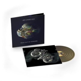 Jeff Lynne's ELO From Out Of Nowhere 180g LP -Metallic Gold Vinyl-
