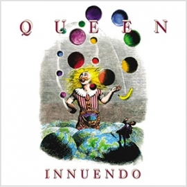 Queen Innuendo Single-Layer Stereo Japanese Import SHM-SACD