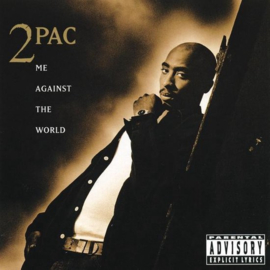 2Pac Me Against The World 2LP