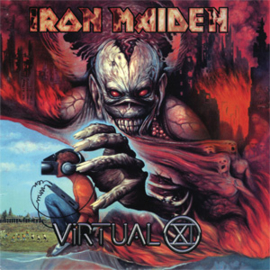 Iron Maiden Virtual XI 180g 2LP