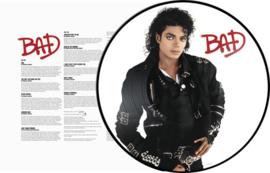 Michael Jackson Bad LP (Picture Disc)