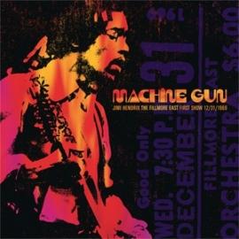 Jimi Hendrix Machine Gun: The Fillmore East First Show 12/31/1969 Hybrid Stereo SACD