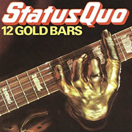 Status Quo 12 Gold Bars LP